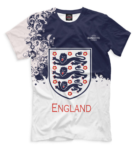 Мужская футболка Евро 2016