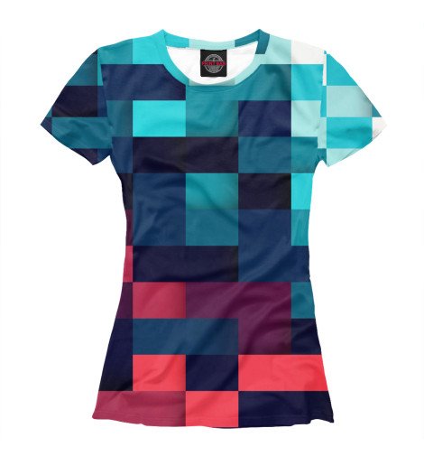 Футболка Print Bar Pixel color google pixel lychshe chem iphone chem