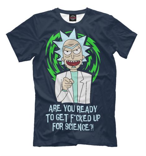 Купить Мужская футболка Рик RNM-770818-fut-2