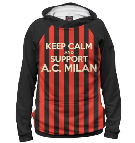 Фото Худи Print Bar AC Milan худи print bar сид уилсон