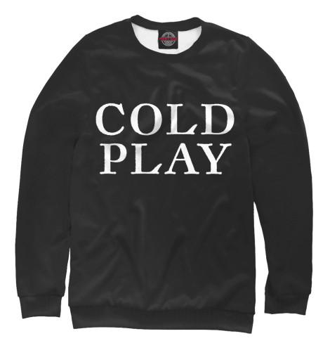 Свитшот Print Bar Coldplay coldplay coldplay ghost stories live 2014 cd dvd