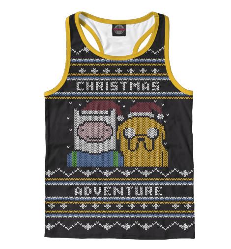 Майка борцовка Print Bar Christmas Adventure все цены