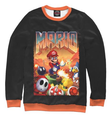Свитшот Print Bar Mario Doom худи print bar mario doom