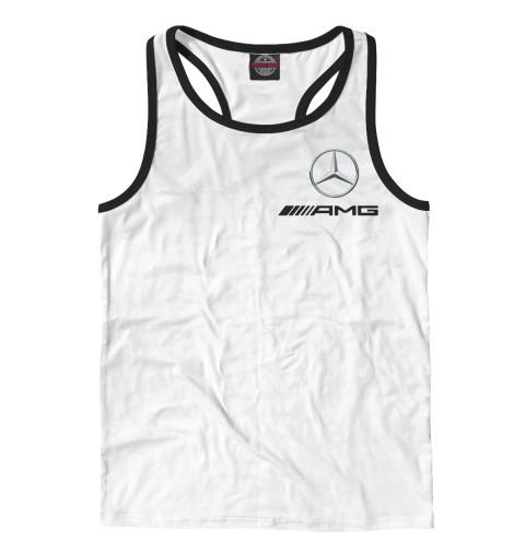 Майка борцовка Print Bar Mercedes AMG amg mercedes c class dtm 2008 с двигателем г киев
