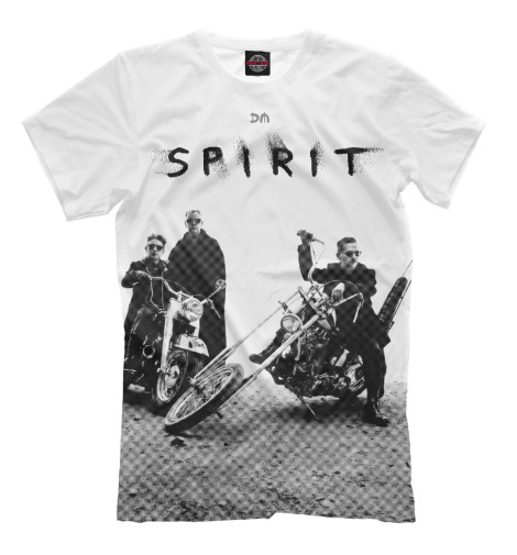 Футболка Print Bar Spirit велотренажер spirit fitness xbr25 2017