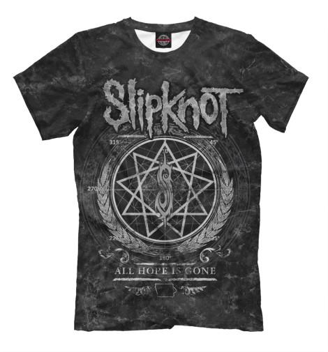 Купить Мужская футболка Slipknot SLI-565232-fut-2