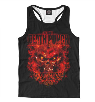 Мужская Борцовка Five Finger Death Punch Hell To Pay