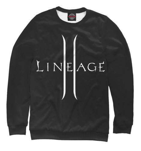 Свитшот Print Bar Lineage 2 inhuman vol 3 lineage