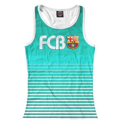 Купить Женская майка-борцовка FCB BAR-742703-mayb-1