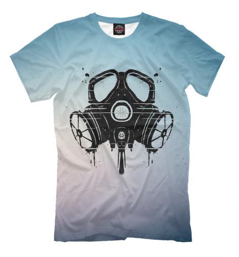 Купить Мужская футболка Противогаз HIP-362413-fut-2