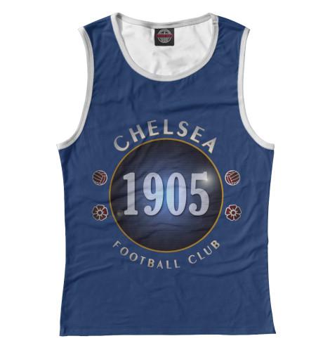 Майка Print Bar FC Chelsea 1905 майка борцовка print bar fc chelsea 1905