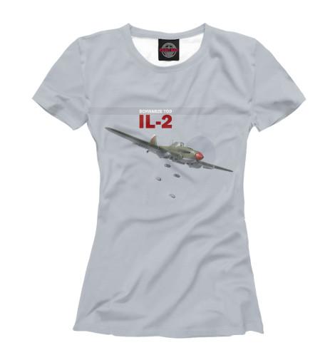 Футболка Print Bar Ил-2 купить готовую модель ил 86
