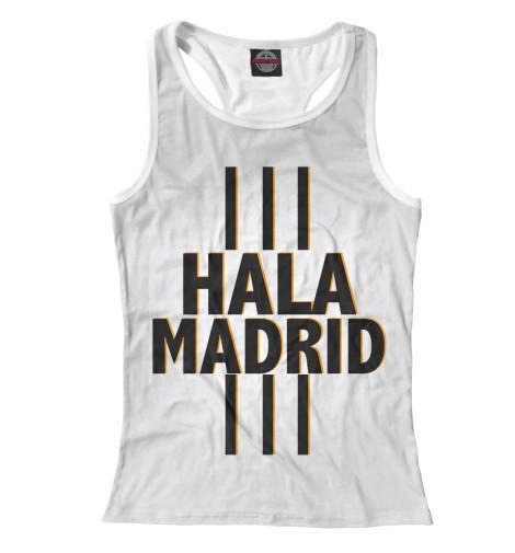 Майка борцовка Print Bar Hala Madrid tryp madrid centro ex tryp washington 3 мадрид