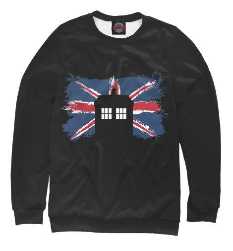 Свитшот Print Bar Tardis Britain свитшот print bar tardis man