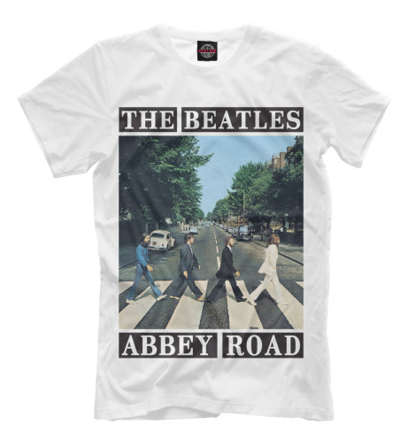 Футболка Print Bar The Beatles