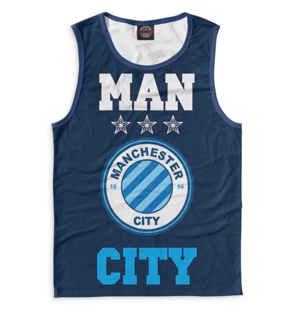 Купить Мужская майка Manchester City MNC-873986-may-2