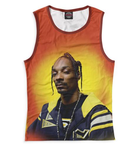 Женская майка Snoop Dogg