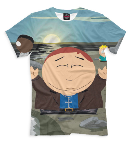 Мужская футболка Вера + 1