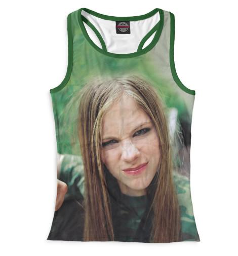 Женская майка-борцовка Avril Lavigne