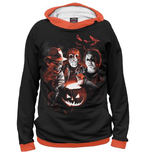 Худи Print Bar Halloween Horror Team plastic standing human skeleton life size for horror hunted house halloween decoration