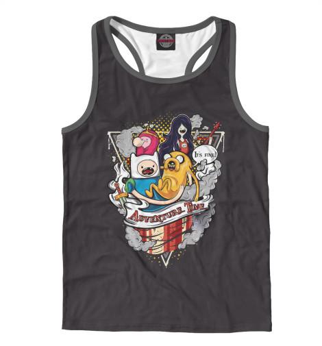 Купить Майка для мальчика Adventure Time Team ADV-215175-mayb-2
