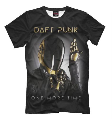 Футболка Print Bar Daft Punk футболка wearcraft premium slim fit printio daleks x cybermen daft punk
