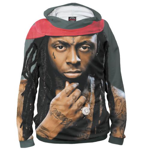 Худи 3D для мальчика Lil Wayne фото