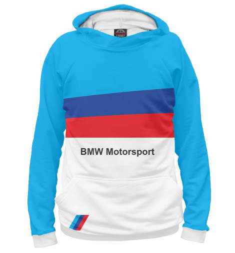 цена Худи Print Bar BMW Motorsport онлайн в 2017 году
