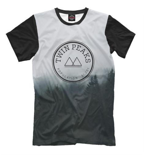 Купить Мужская футболка Твин Пикс TPS-626348-fut-2