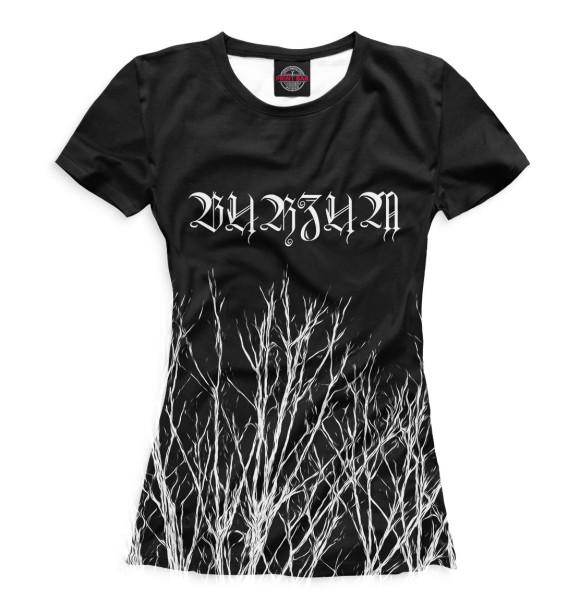 Купить Женская футболка Burzum BZM-174845-fut-1
