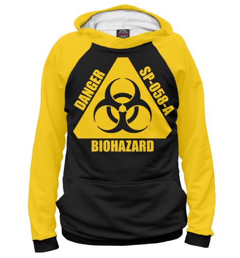 Худи Print Bar BIOHAZARD худи print bar футболка с логотипом карателя