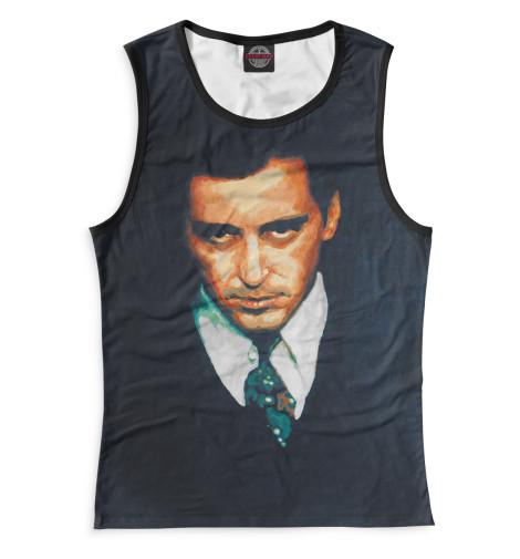 Майка Print Bar Майкл Корлеоне футболка print bar майкл оуэн