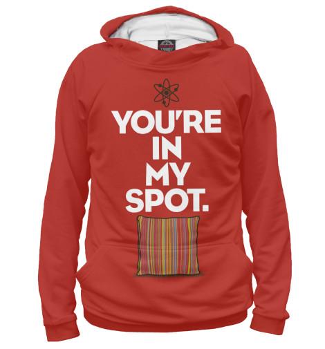 Купить Худи для мальчика You are in my Spot TEO-930463-hud-2