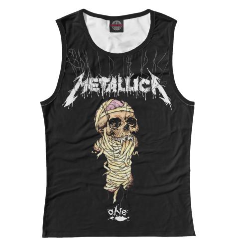 Майка Print Bar Metallica One майка классическая printio i love metallica