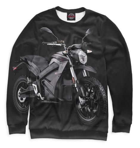 Женский свитшот Мотоцикл