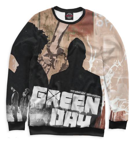 Купить Мужской свитшот Green Day GRE-859755-swi-2