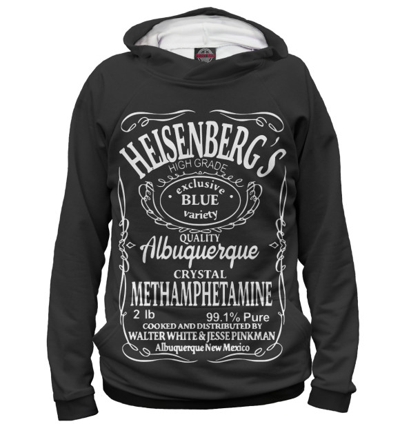 Купить Худи для девочки Heisenberg's VVT-334873-hud-1