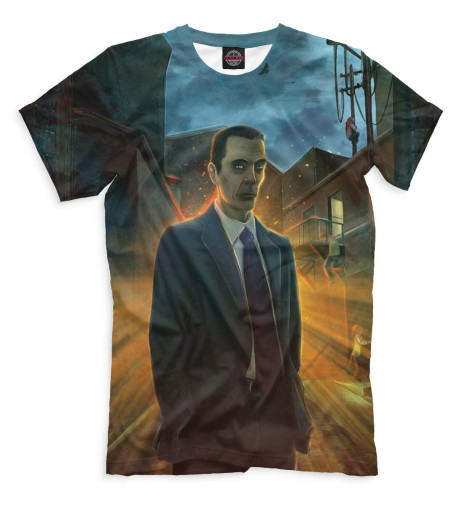 Мужская футболка G-Мен