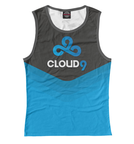 Майка Print Bar Cloud 9 Team