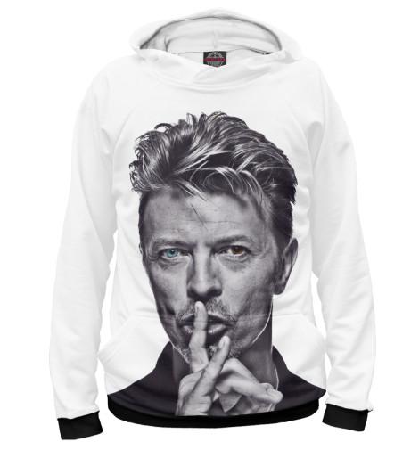Худи Print Bar David Bowie dear bowie комбинация