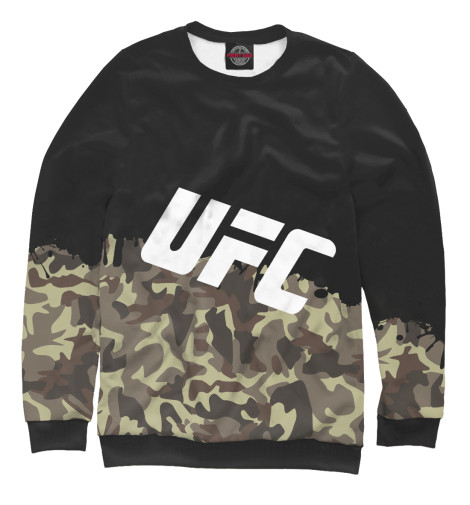 Свитшот Print Bar UFC Камуфляжная ufc 2 ps4