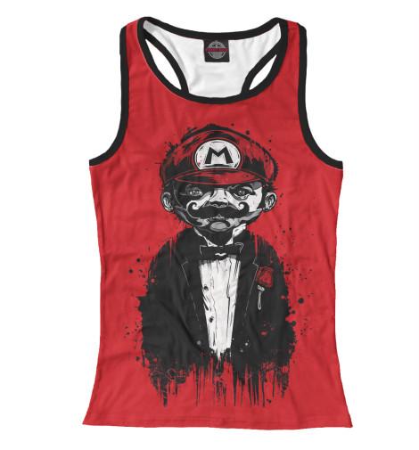 Купить Женская майка-борцовка Father Super Mario DEN-857313-mayb-1