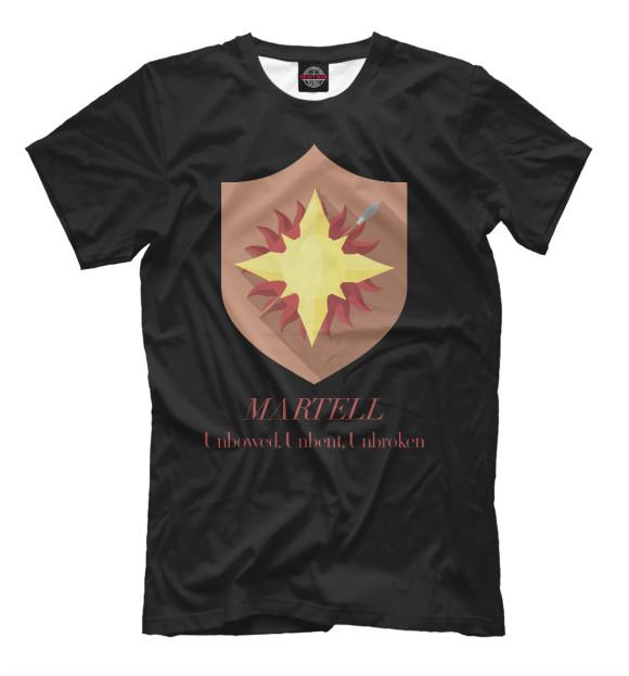 Купить Мужская футболка Дом Мартеллов IGR-460805-fut-2