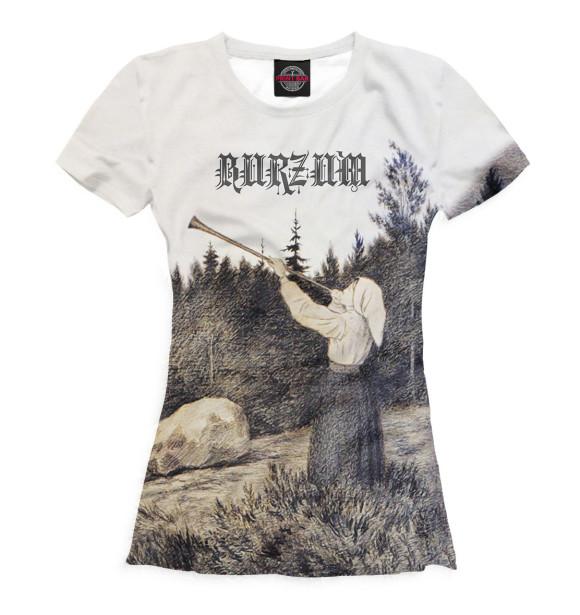 Купить Женская футболка Burzum BZM-308363-fut-1