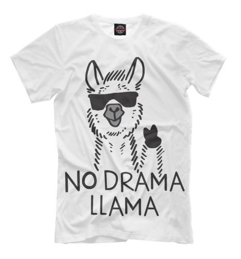 Футболка Print Bar Лама - драма. футболка print bar ювентус