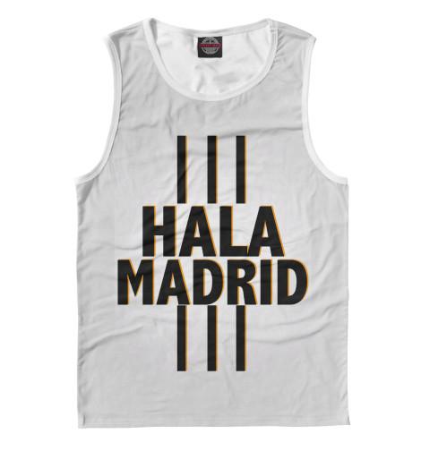 Майка Print Bar Hala Madrid tryp madrid centro ex tryp washington 3 мадрид