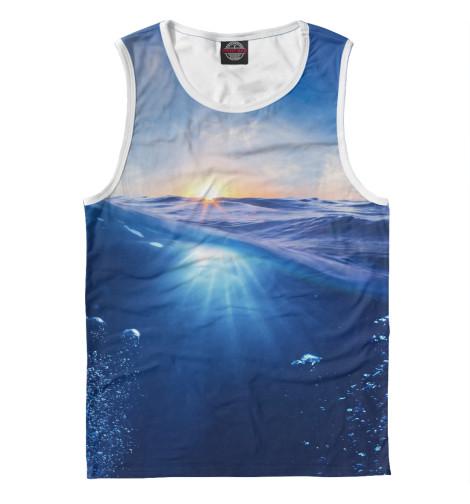 Купить Мужская майка Морской рай TRL-230468-may-2