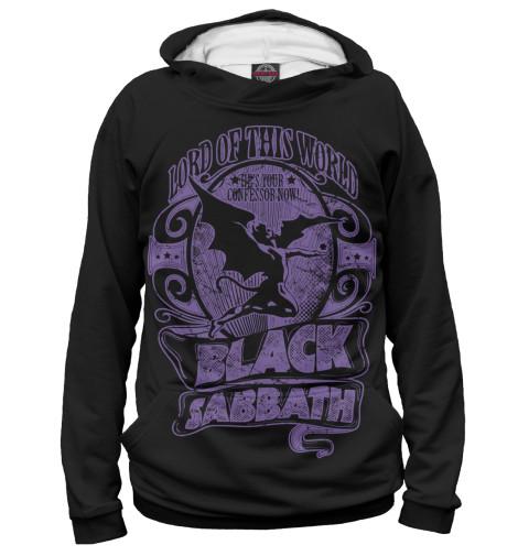 Худи Print Bar Black Sabbath худи print bar cs go asiimov black