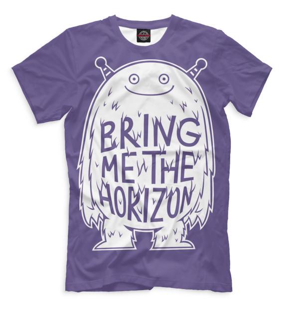 Купить Футболка для мальчиков Bring Me The Horizon BRI-754972-fut-2