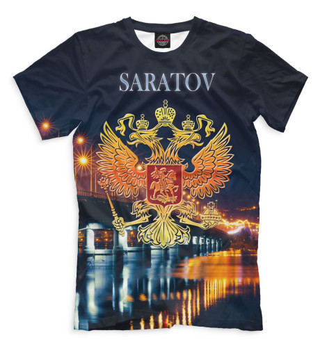 Футболка Print Bar Саратов